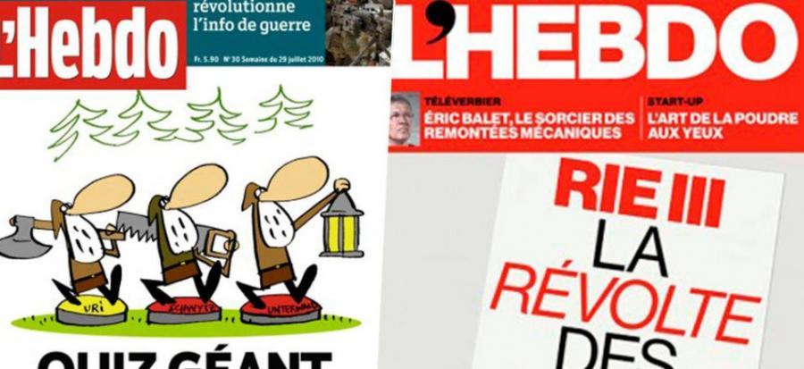 News News Suisse : sauve-qui-peut dans la presse francophone