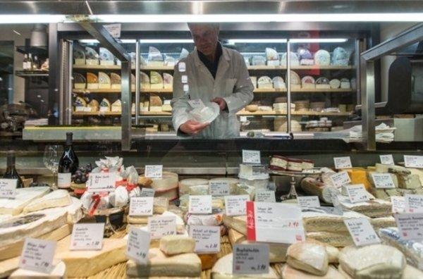 Sante Sante Chaque Suisse a avalé plus de 22 kgs de fromage