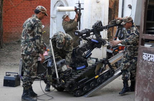 News News Le Conseil fédéral hésite sur les robots tueurs