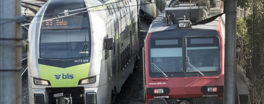 News News Le rail suisse s'entrouvre à la concurrence