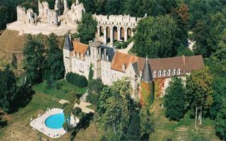 Voyager en France Nos prestataires Chateau de Fere -   Hôtel et Spa
