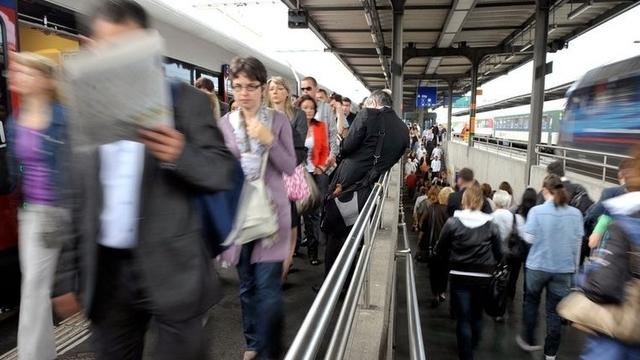 News News Les Suisses parcourent 14,8 km pour aller travailler