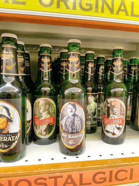 Tourisme    Tourisme    Des bières à l'effigie d'Hitler font un carton