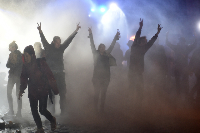 News News Extrémisme de gauche plus vivace chez les jeunes
