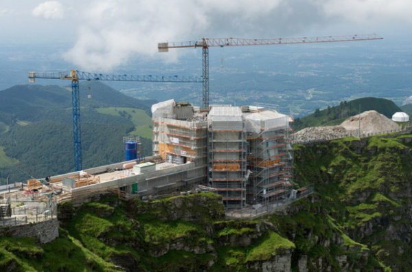 News News Construction: inquiétudes au Tessin