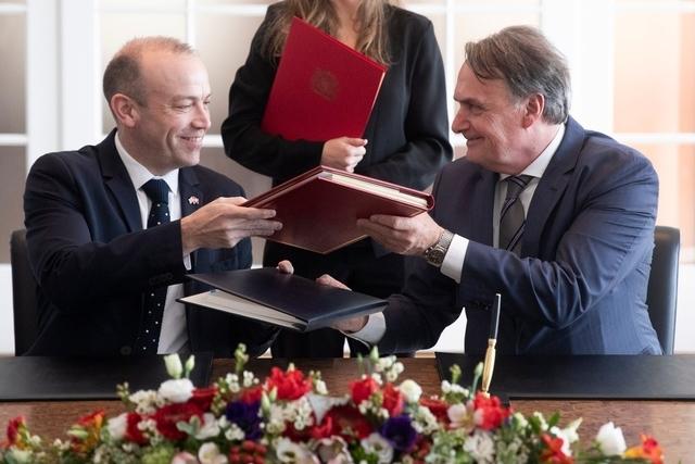 Economie Economie Les Suisses conserveront leurs droits après le Brexit