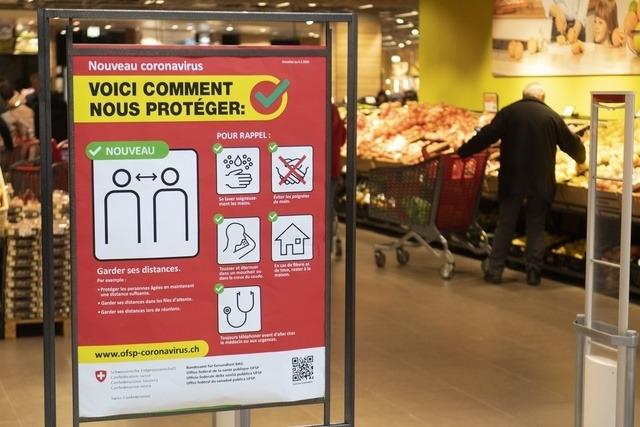 News News Les Suisses suivent les règles de l'OFSP à la lettre