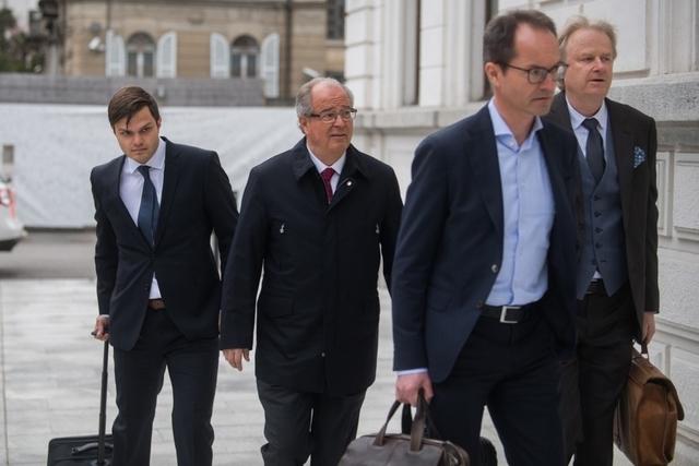 News News L'AFFAIRE FIFA «PEUT CAUSER DES DOMMAGES DURABLES À LA SUISSE»