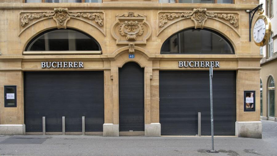 Economie Economie Le groupe Bucherer va supprimer 370 emplois, dont 220 en Suisse