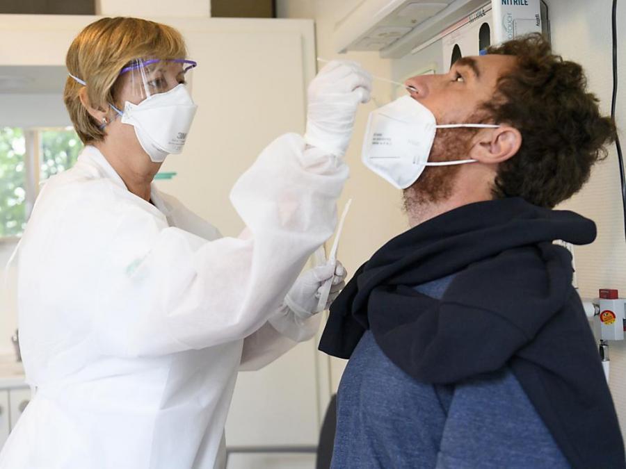 News News La Suisse compte 163 nouveaux cas