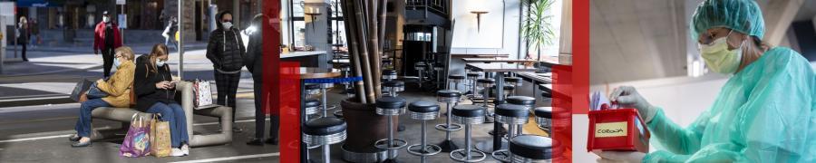 News News Au tour du Valais de fermer bars et restaurants dès vendredi soir