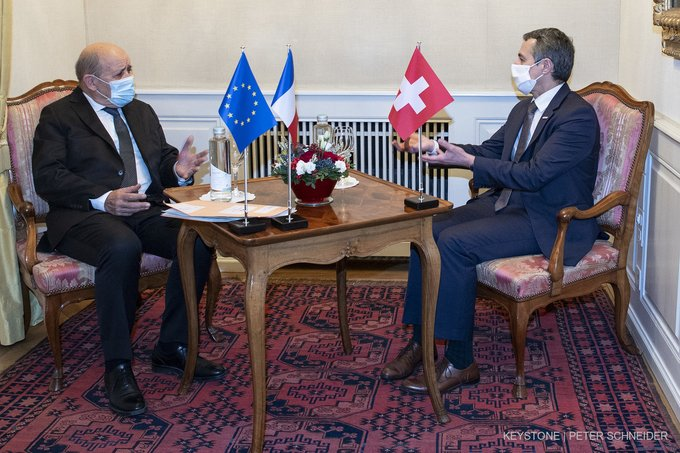 News News Union Européenne. La France « espère » que la Suisse pourra valider l'accord-cadre