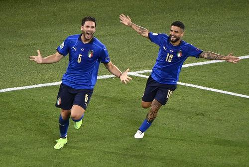 News News L'Italie file en huitièmes après sa démonstration contre la Suisse