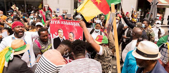 News News Le séjour privé du président Paul Biya en Suisse perturbé